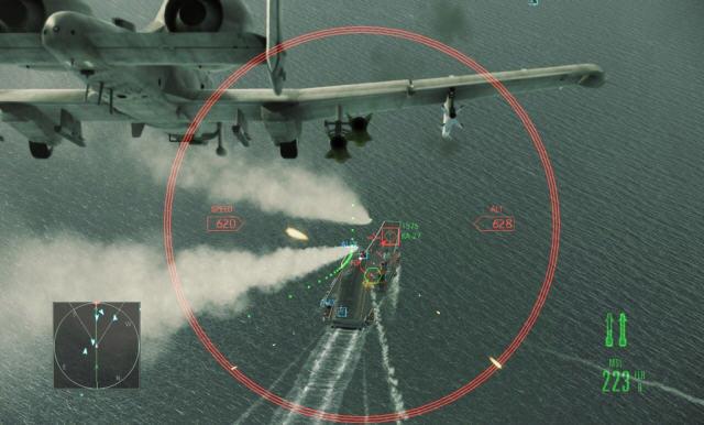 皇牌空战7:突击地平线PC破解版截图1