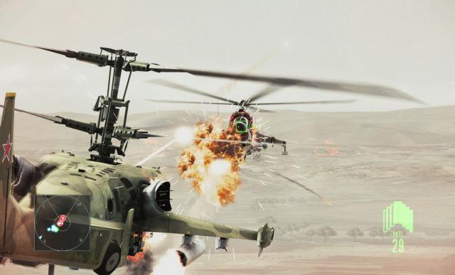 皇牌空战7:突击地平线PC破解版截图3