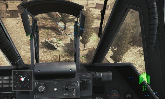皇牌空战7:突击地平线PC破解版截图2