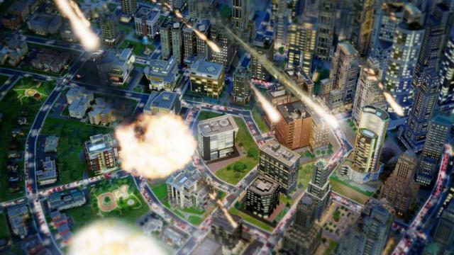 模拟城市5繁体中文破解版截图0