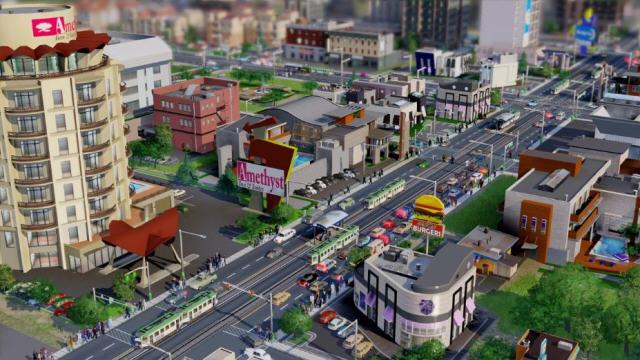 模拟城市5繁体中文破解版截图3
