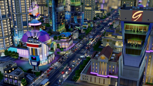 模拟城市5繁体中文破解版截图4