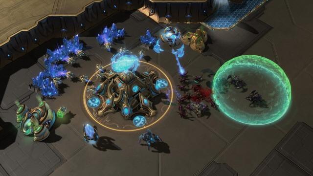 星际争霸2虫群之心PC破解版截图3