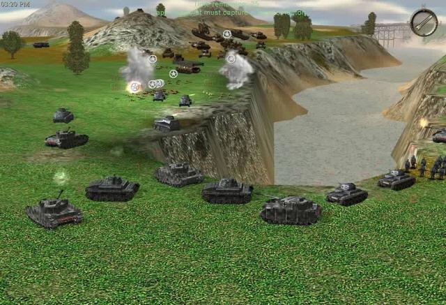 二战装甲战车2截图1