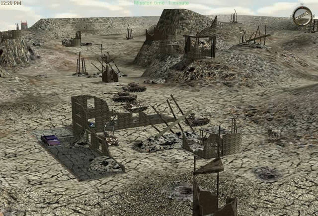 二战装甲战车2截图2
