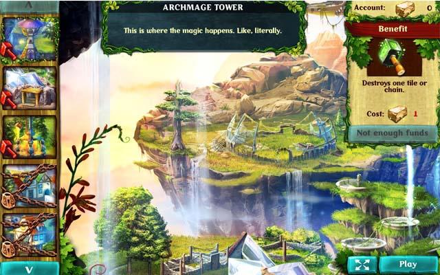 宝石传奇3:魔法王国截图1