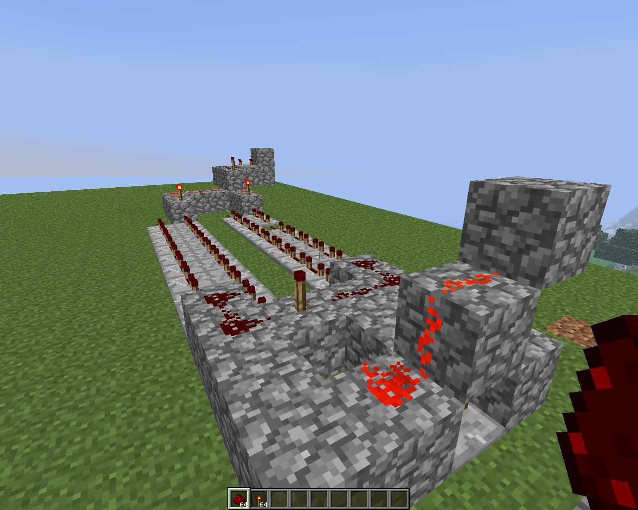 ...我的世界里面中继器红石以及命令方块都是这款游戏非常经典...