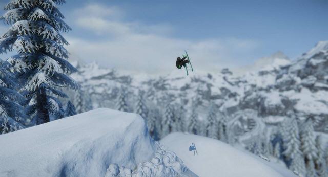 开放式滑雪截图1