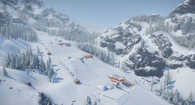 开放式滑雪截图3
