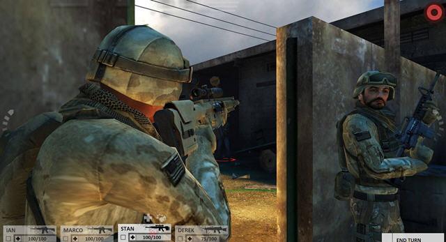 武装突袭:策略截图0