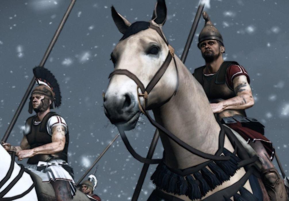罗马2全面战争电影风宝石ENB