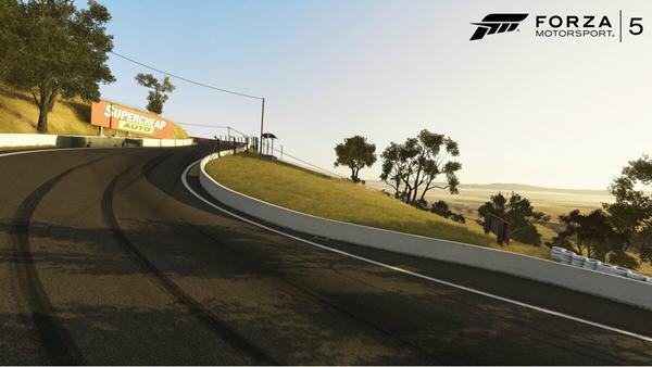 《极限竞速5》新赛道新车型公布 三菱翼神现