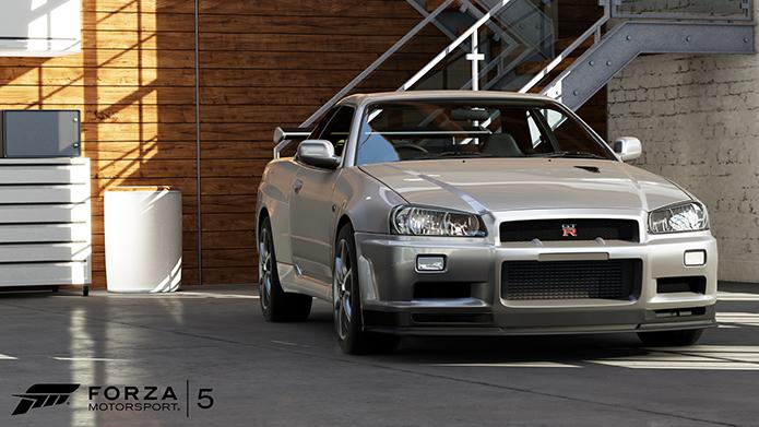 《极限竞速5》放出17款名门豪车名单
