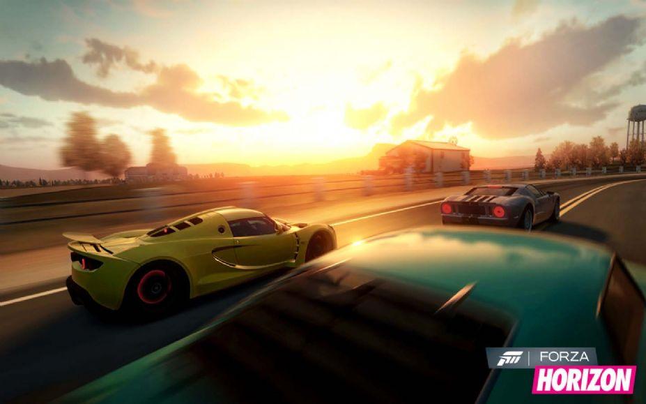 《极限竞速5》最新预告片 次时代游戏开篇之