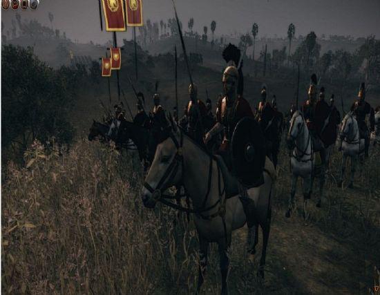 罗马2全面战争高清画面增强补丁