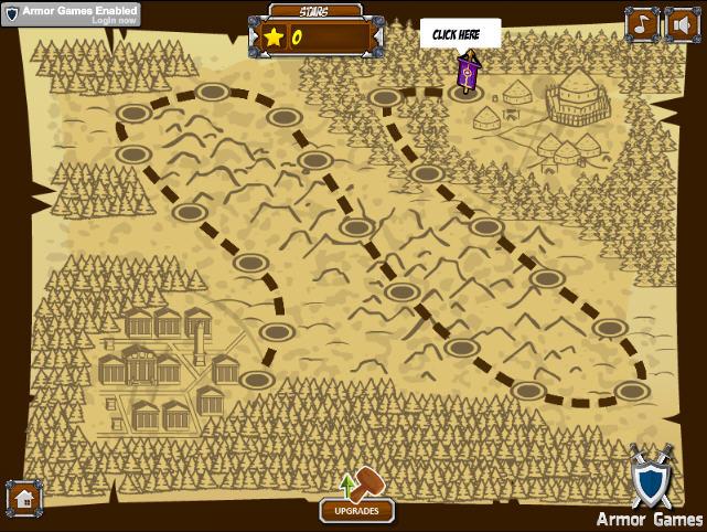 战士世纪:维京战神截图1