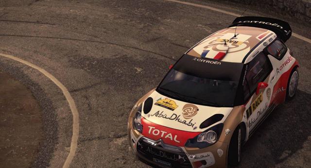 世界汽车拉力锦标赛4完整中文版截图2