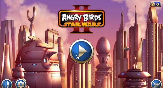 愤怒的小鸟星球大战2pc版截图0