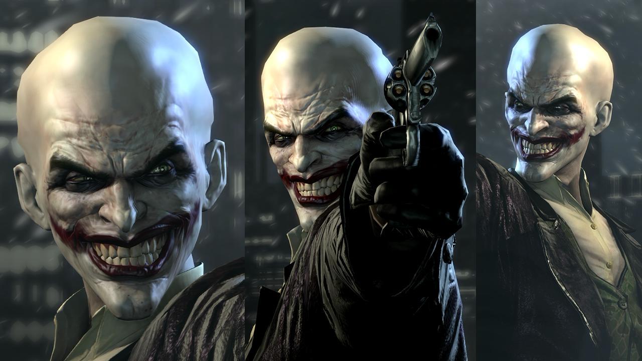 蝙蝠侠阿卡姆起源蛋疼的小丑MOD