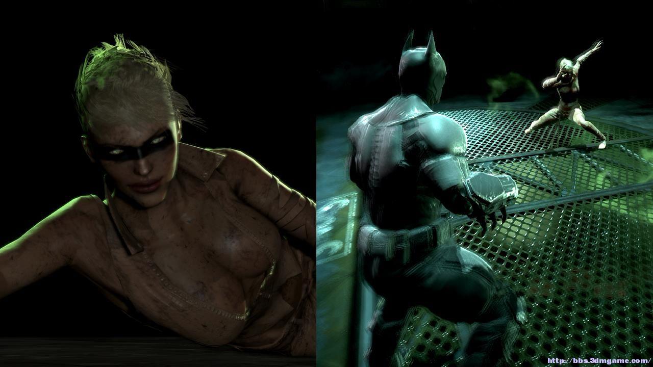 蝙蝠侠:阿甘起源无翼蝙蝠X黄土迷彩蛇女MOD