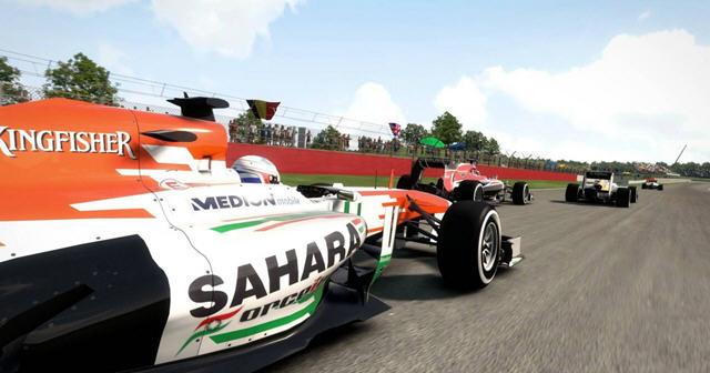 F12013游戏中文汉化版截图6