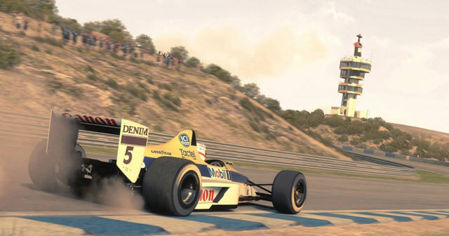 F12013游戏中文汉化版截图2