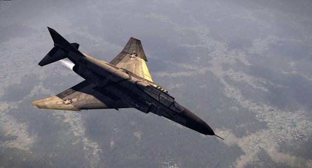 空中冲突:越南中文汉化版截图3