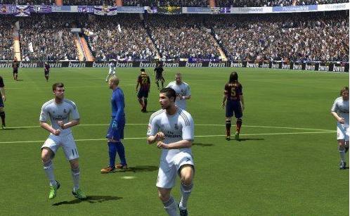 FIFA14庆祝动作全解锁补丁
