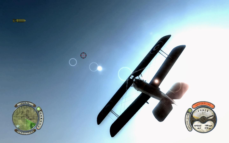 战地2喷气飞机截图