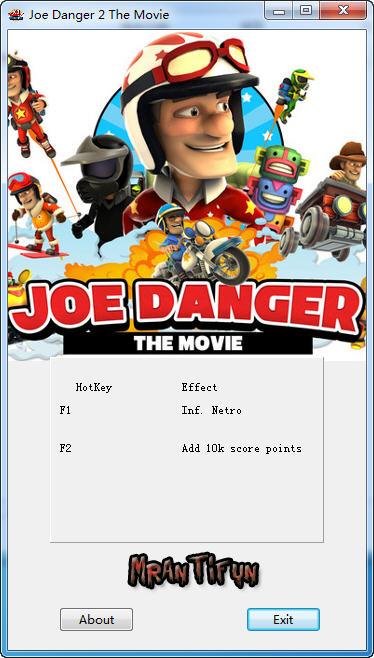 乔伊冒险大电影2修改器+2