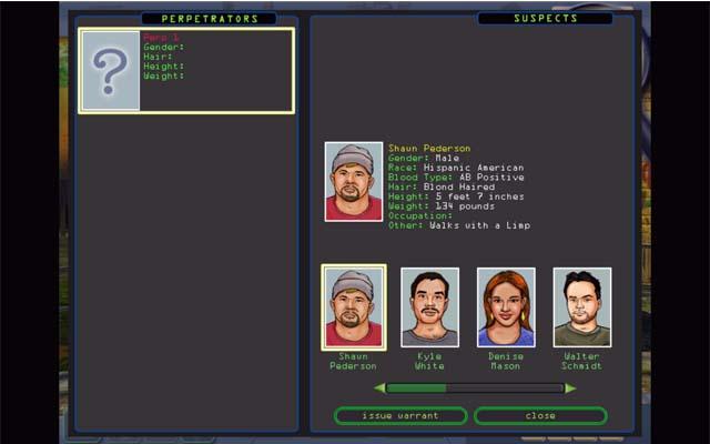 麻将调查:嫌疑犯截图2