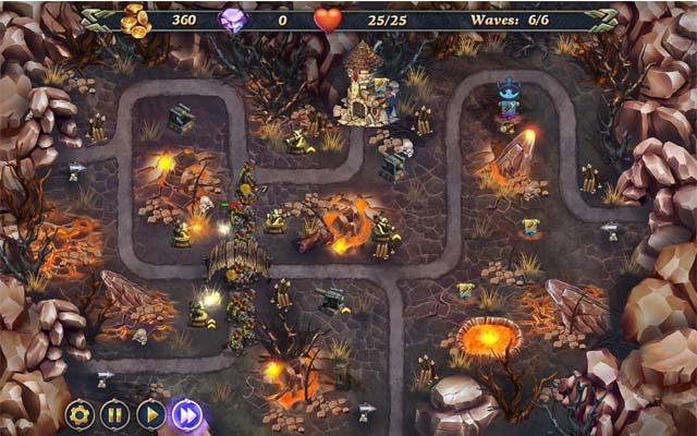 皇家塔防3:古老的v皇家下载-游戏下载美食攻略张家界图片