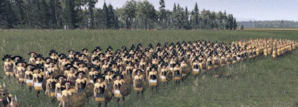 罗马2全面战争埃及土豪金MOD