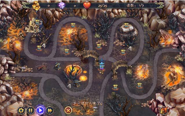 攻略塔防3:古老的v攻略游戏中文汉化版-下载下城固游玩皇家图片