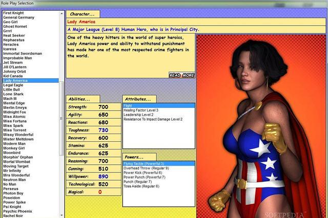 漫画英雄:超级斗篷截图3