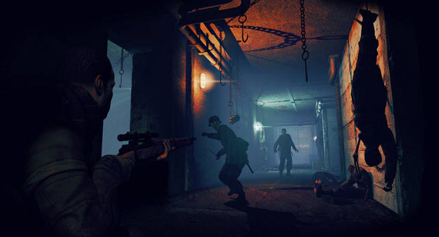 狙击精英:纳粹僵尸大军2中文汉化版截图5