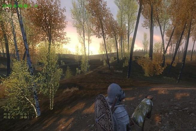骑马与砍杀战团潘德的预言完美风景补丁