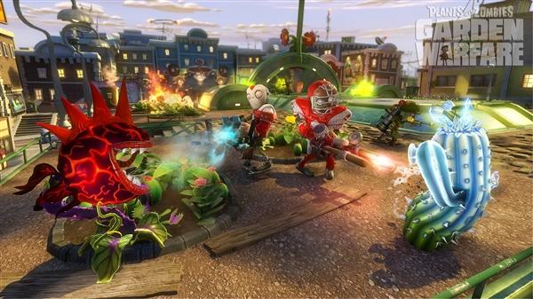 《植物大战僵尸:花园战争》有点贵 DLC会免费