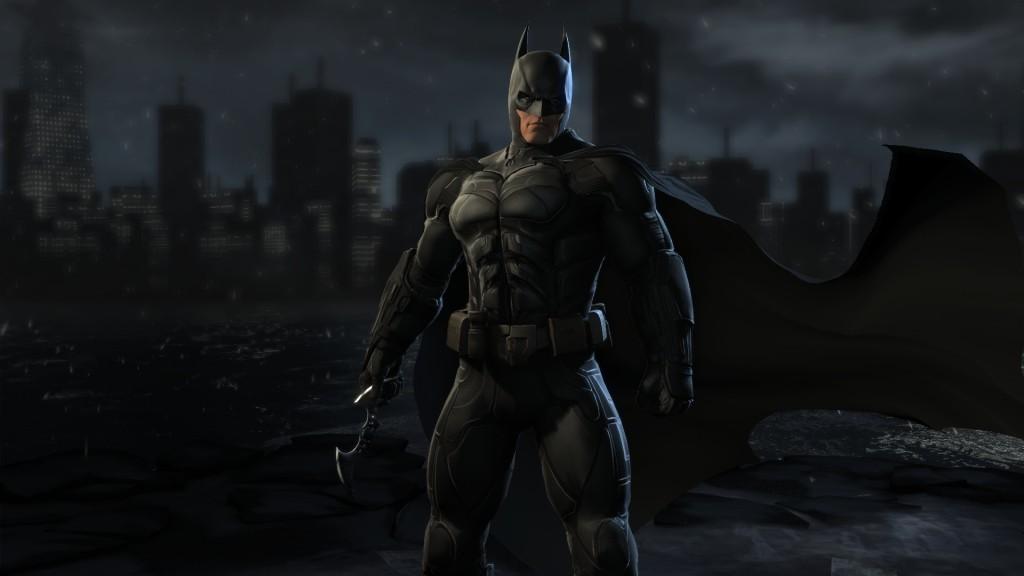 蝙蝠侠阿卡姆起源服装材质强化补丁