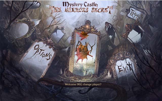神秘城堡:镜子的秘密典藏版截图0