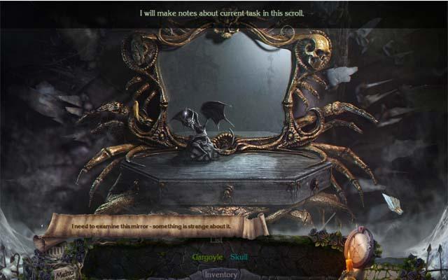 神秘城堡:镜子的秘密典藏版截图1