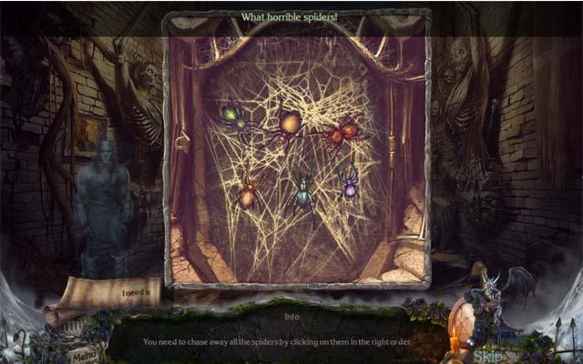 神秘城堡:镜子的秘密典藏版截图3