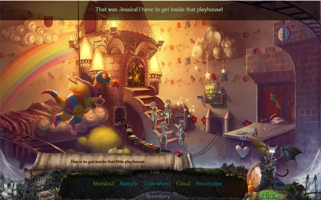 神秘城堡:镜子的秘密典藏版截图5