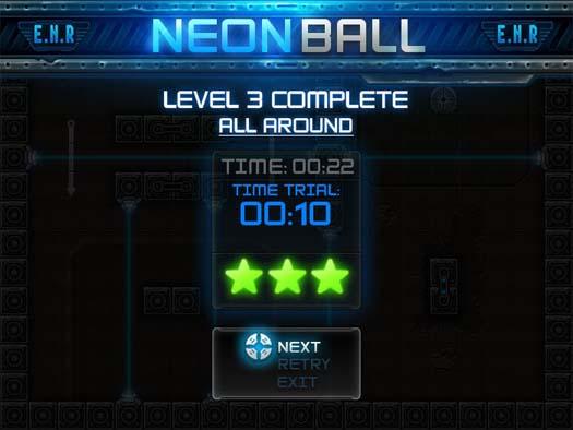 高科技弹球截图0