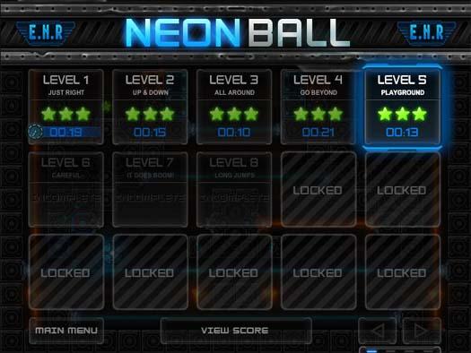 高科技弹球截图4