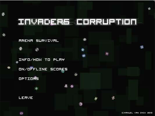 入侵者:堕落截图0