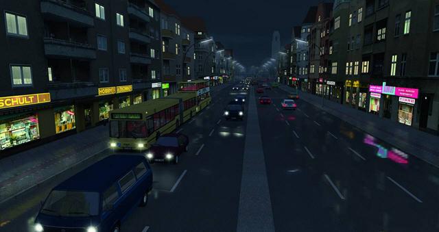 巴士模拟2中文汉化版截图5