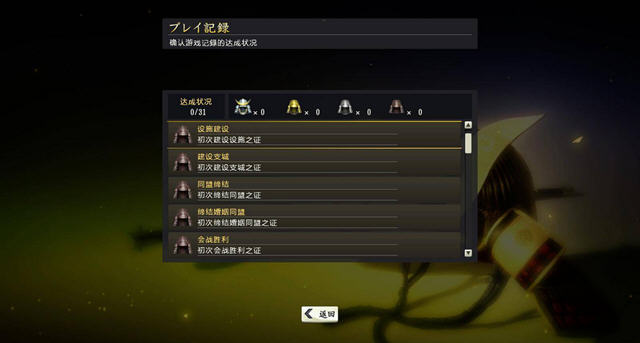 信长之野望14:创造 威力加强版中文汉化版截图0
