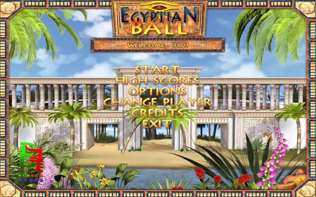 埃及弹球截图0