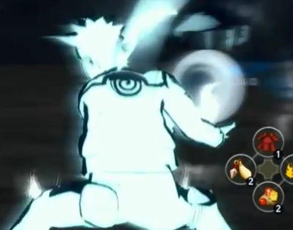 火影忍者:究极风暴3太极鸣人MOD